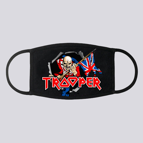 Trooper - Face Mask