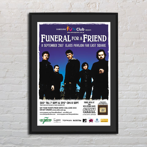 Funeral for a Friend 2007