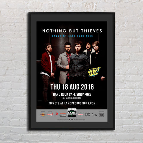 Nothing But Thieves 2016
