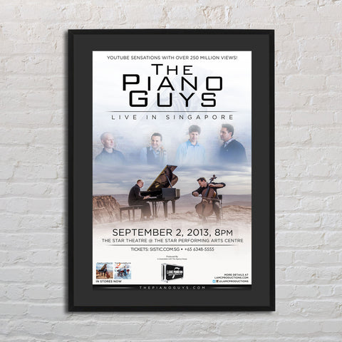 The Piano Guys 2013