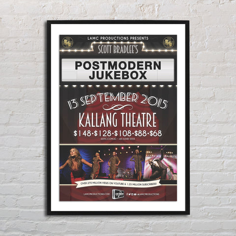 Scott Bradlee's Postmodern Jukebox 2015