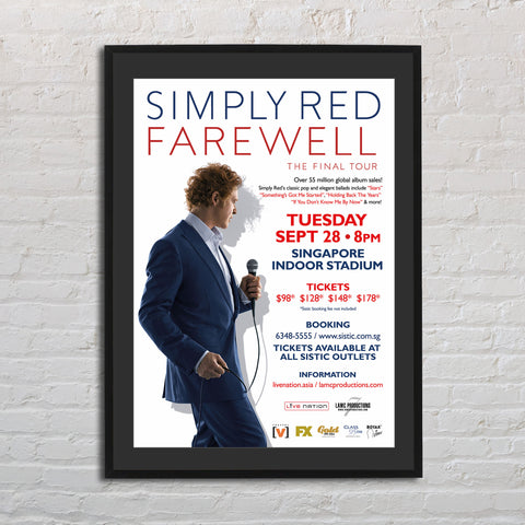 Simply Red 2010