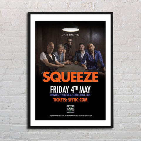 Squeeze 2018