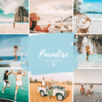Load image into Gallery viewer, Paradise - Mobile Presets