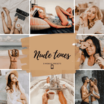 Load image into Gallery viewer, Nude Tones - Mobile Presets