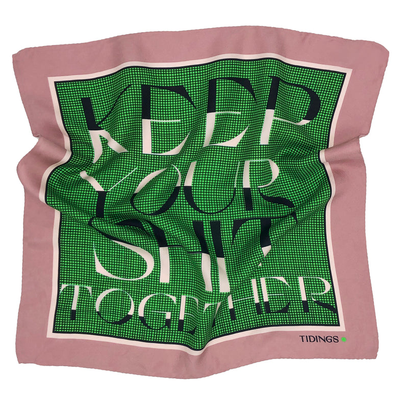 KEEP YOUR SHIT TOGETHER - PINK