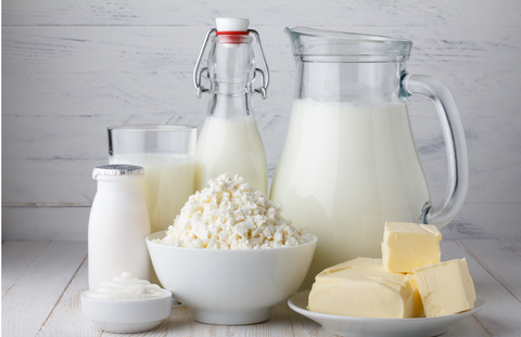 Dairy free for PCOS