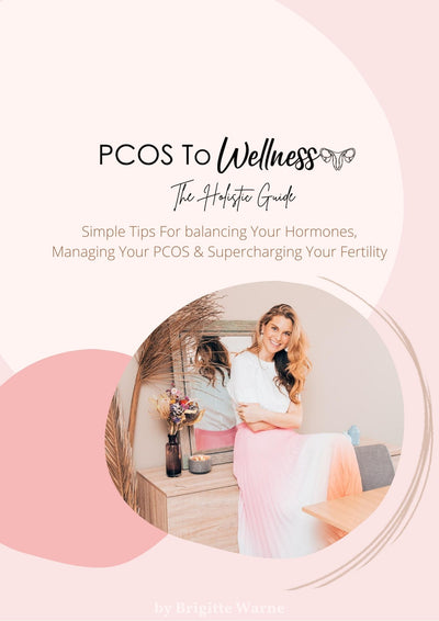The PCOS to Wellness Holistic E-Guide