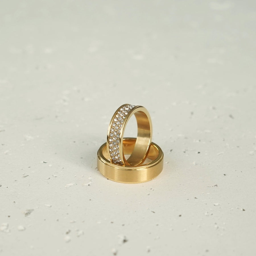 The Band Ring (Gold)