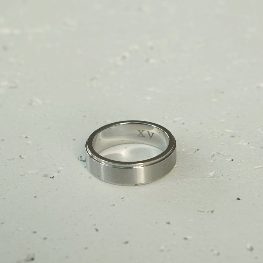 The Band Ring (Silver)