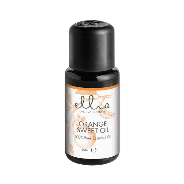 Ellia Aroma Diffusor Ätherische Ölmischung Orange