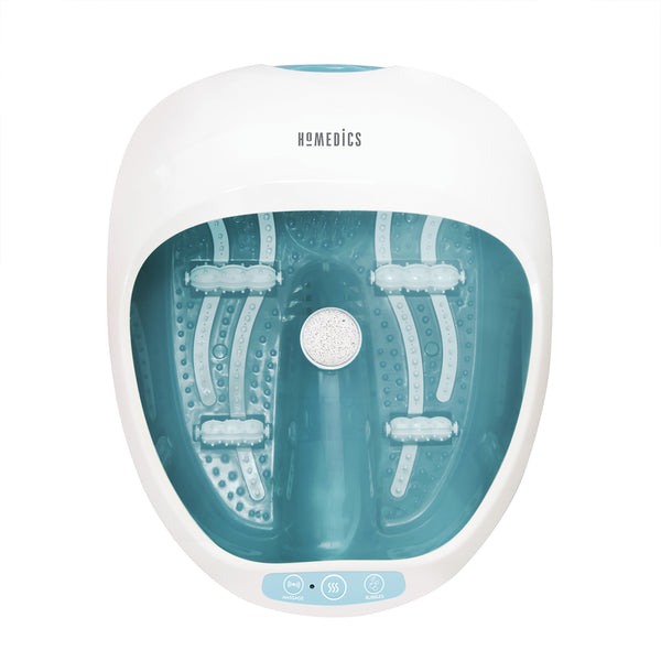 HoMedics Spa Deluxe Fußsprudelbad mit Heizfunktion