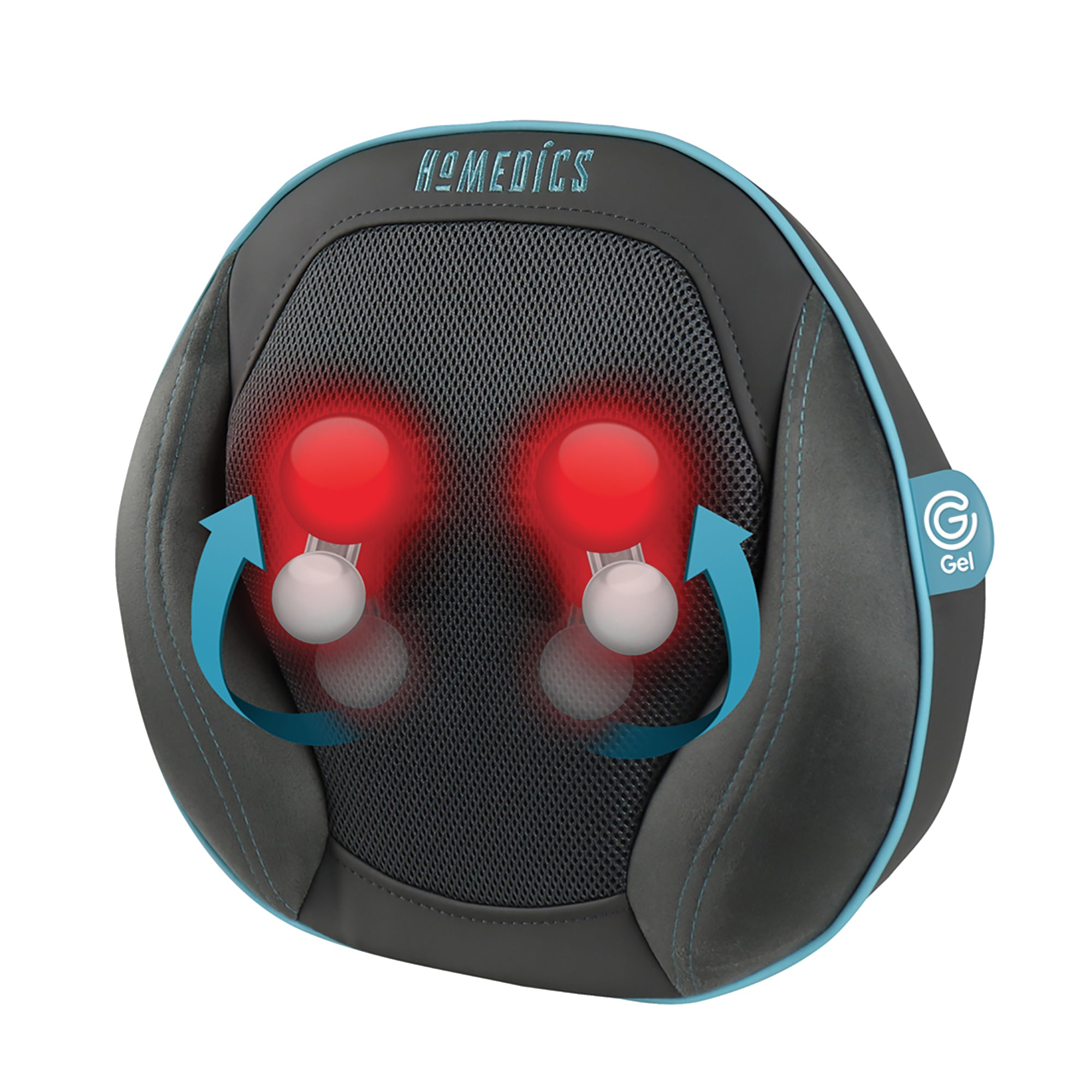 HoMedics Gel Shiatsu Massagekissen