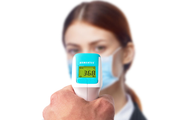 HoMedics No Touch-Infrarot-Thermometer
