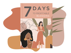 BUNDLE: 7 Days to Profitable Blogging, Blogging For Beginners & 24 Tips to Get a Daily Wave of Traffic to Your Blog Ebooks