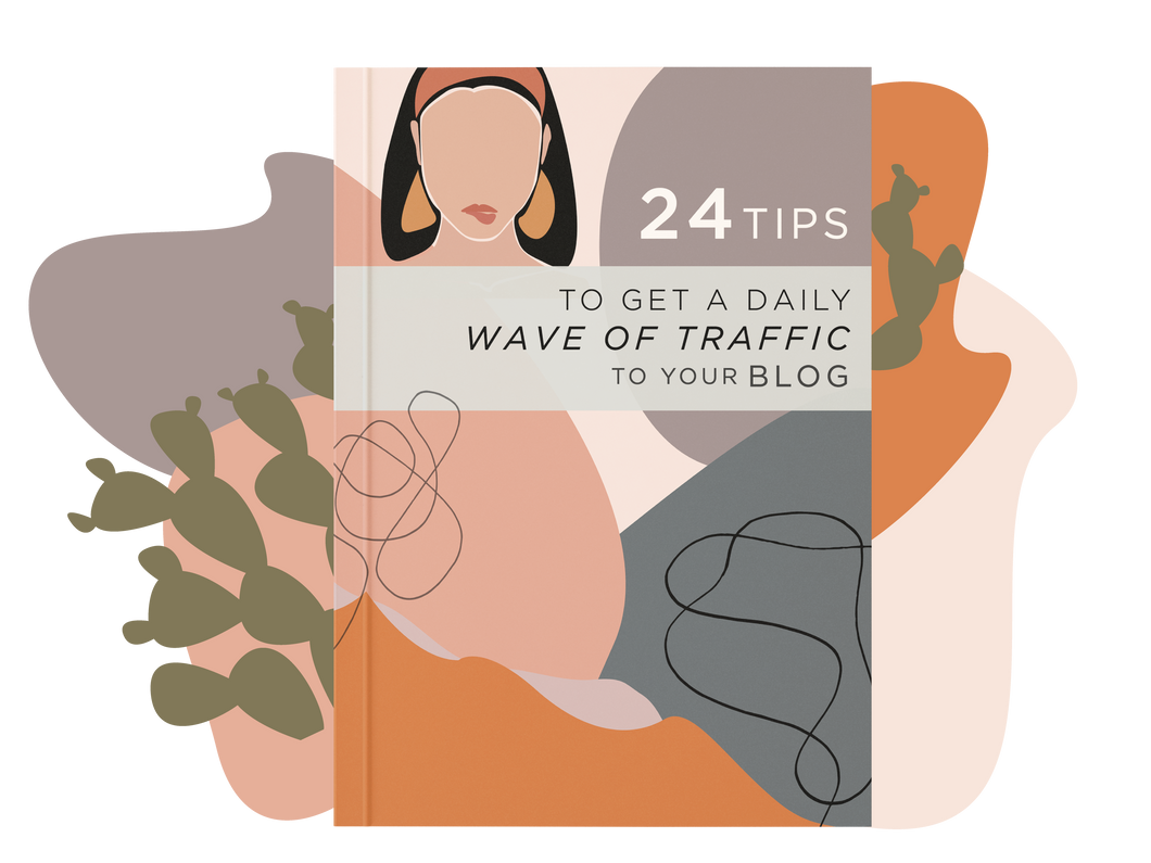 24 Tips to Get a Daily Wave of Traffic to Your Blog Ebook