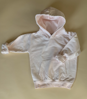 Load image into Gallery viewer, Ice Pink, Hand-dyed Hoody [Age 4]