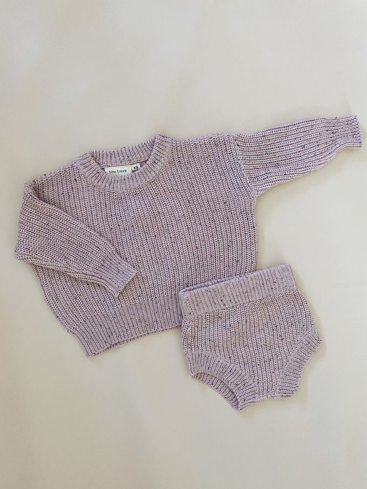 Emmi Sprinkle Knit Set