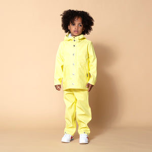Load image into Gallery viewer, Elephant Man Raincoat ~ Yellow