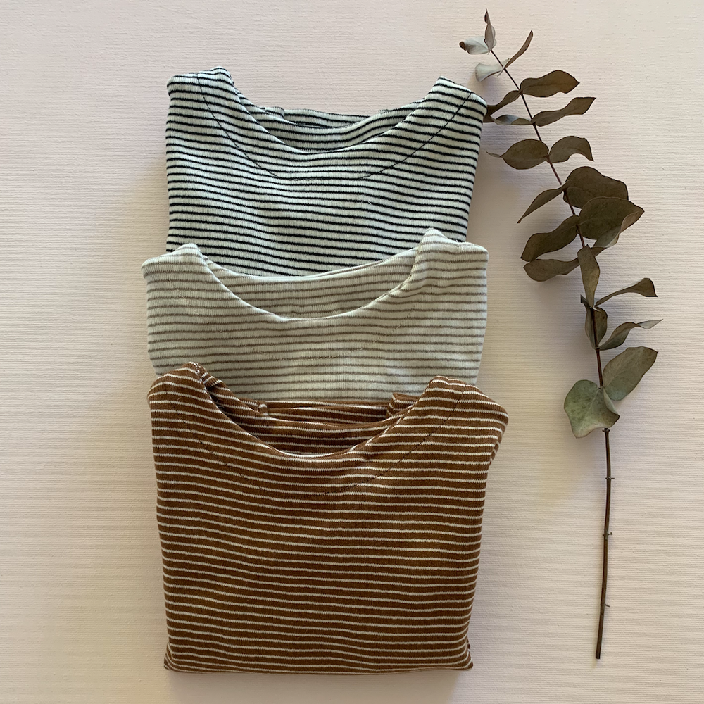 Load image into Gallery viewer, The Stripe Tee