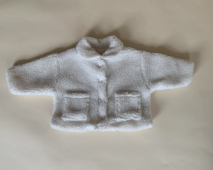 Load image into Gallery viewer, Teddy Dumble Coat