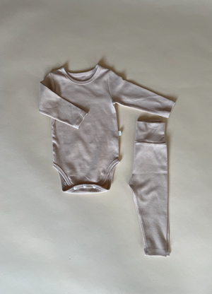 Load image into Gallery viewer, Pastel Romper & Legging Set