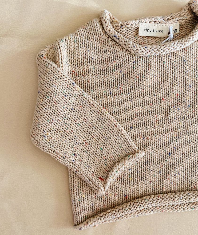 Peppa Sprinkle Knit Top