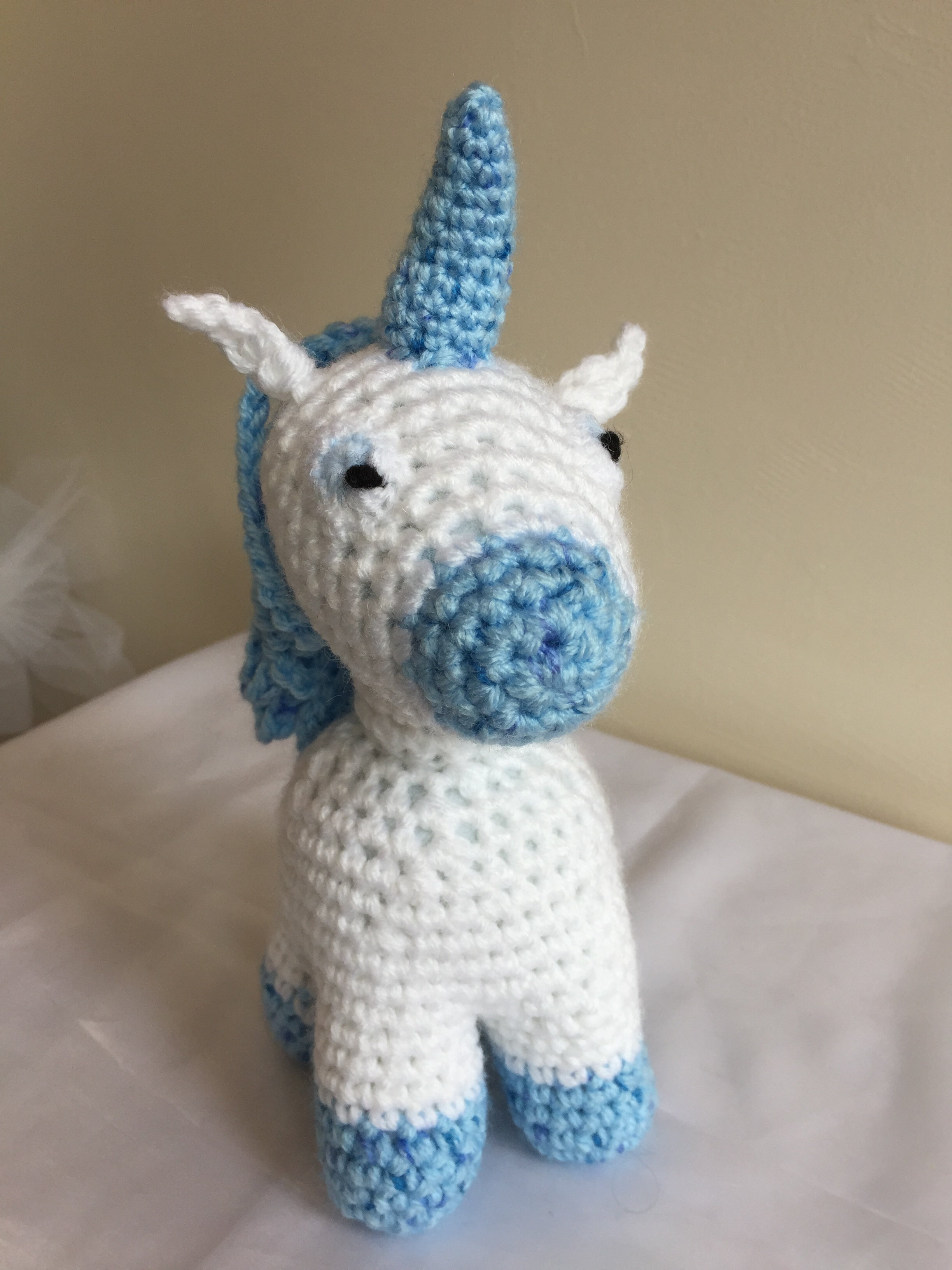 Bludobow Mini Unicorn.