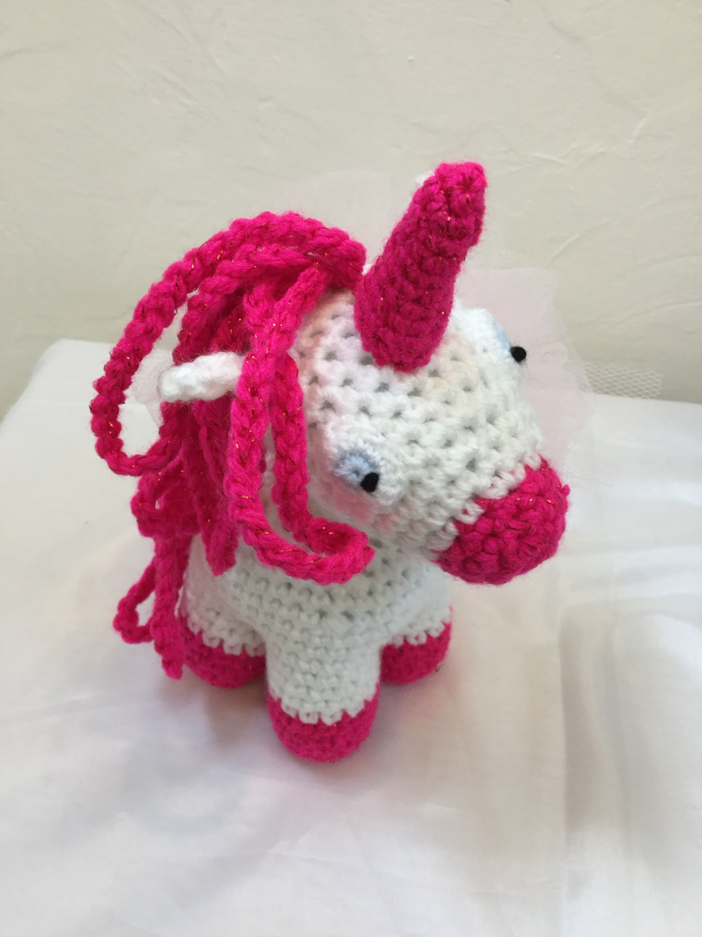 Pinkle Mini Unicorn.