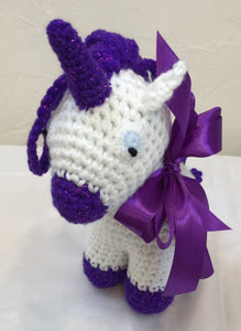 Purkle Mini Unicorn.