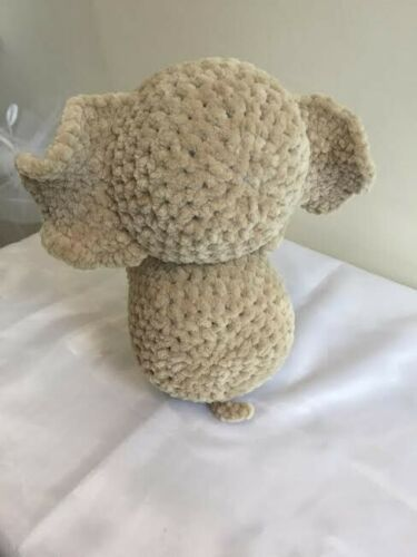 Sandy Mini Elephant