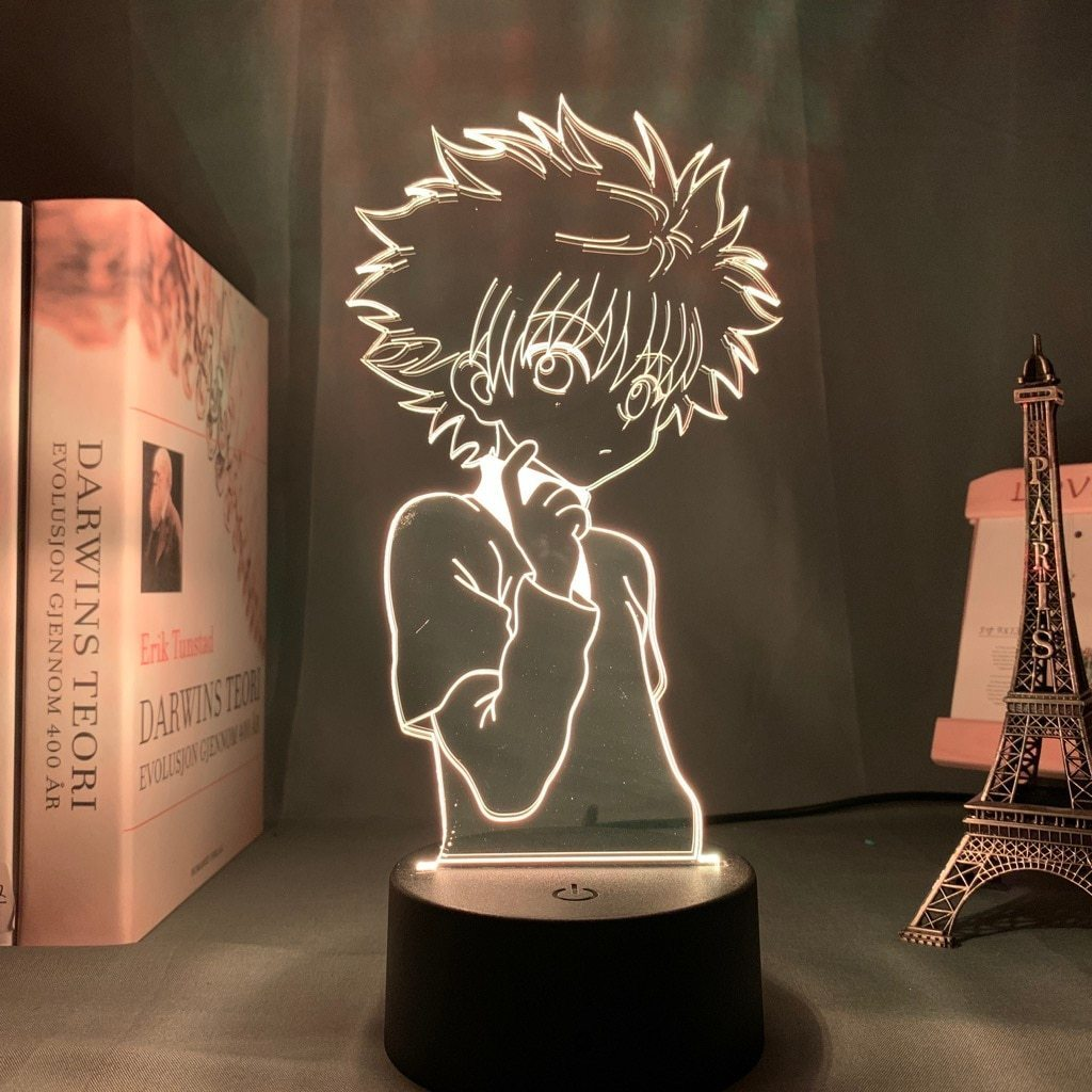 Killua Zoldyck Lamp