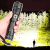 90000 Lumens  Powerful Flashlight