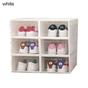 Upgrade Drawer Type Shoe Box (6pcs - 100pcs) [FREE SHIPPING]