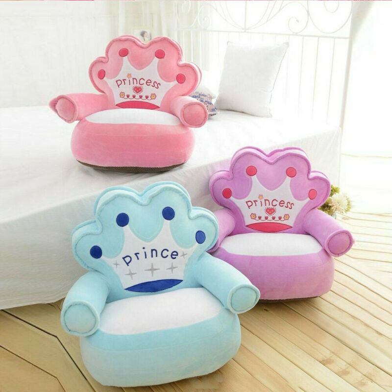 Cute Cartoon Shape Kids Sofa Chair