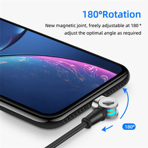 Rotate Magnetic Phone Charger