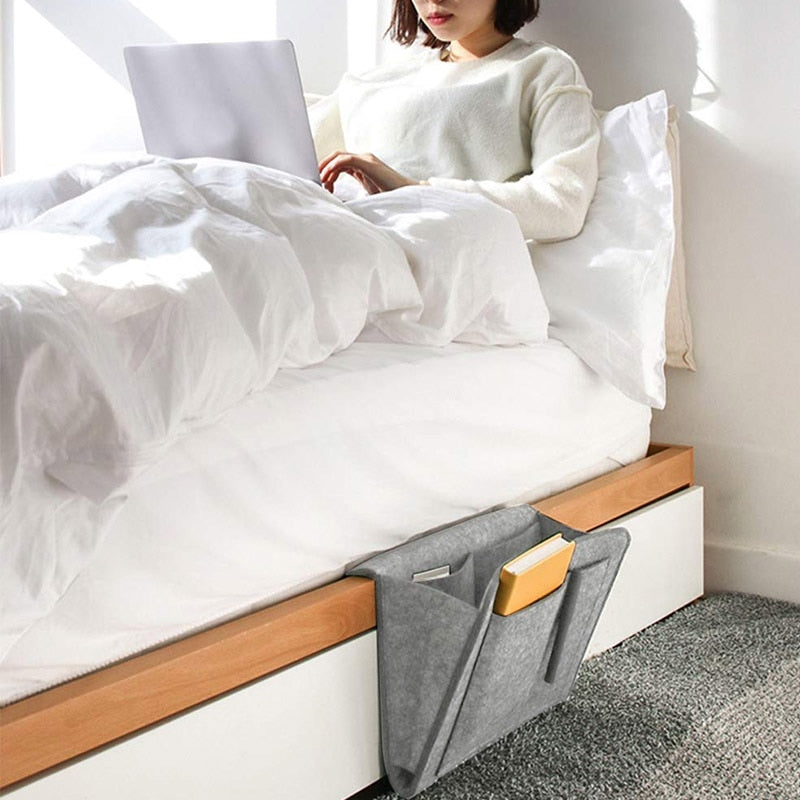 Sofa & Bedside Storage Night Caddy