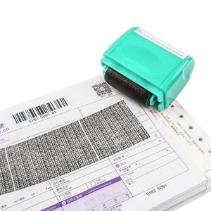 Identity Protection Anti Theft Stamp