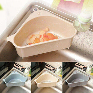 Triangle Kitchen Sink Storage Rack