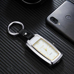 Car Logo Multifunction Keychain With Watch