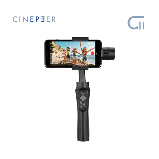Handheld Mobile Professional Smartphone Gimbal Phone Camera Stabilizator Stand Desktop Stand
