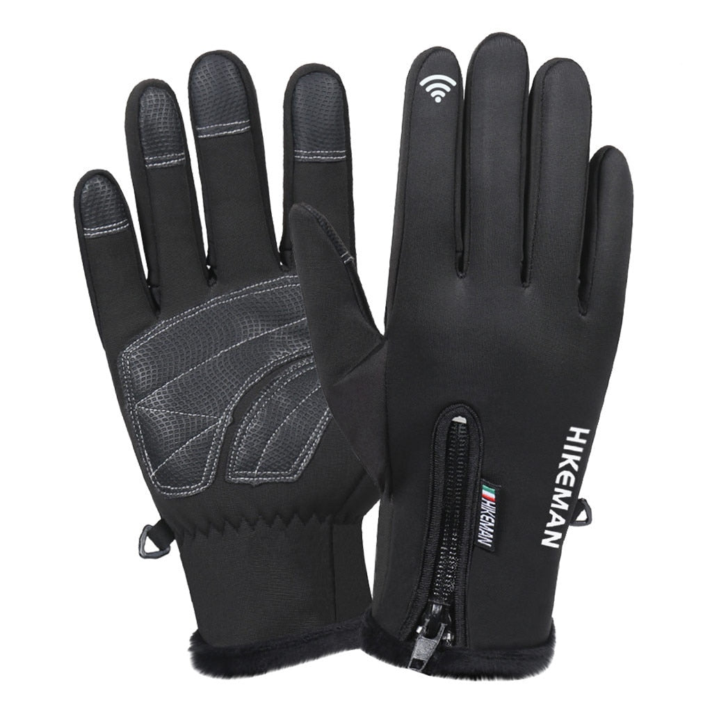 Ultimate Unisex Waterproof Windproof Winter Warm Thermal Touch Screen Gloves