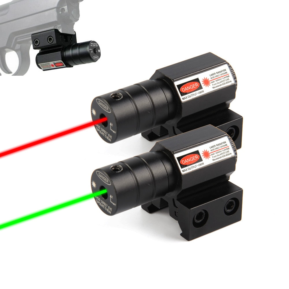 Red-Green Dot Laser Sight