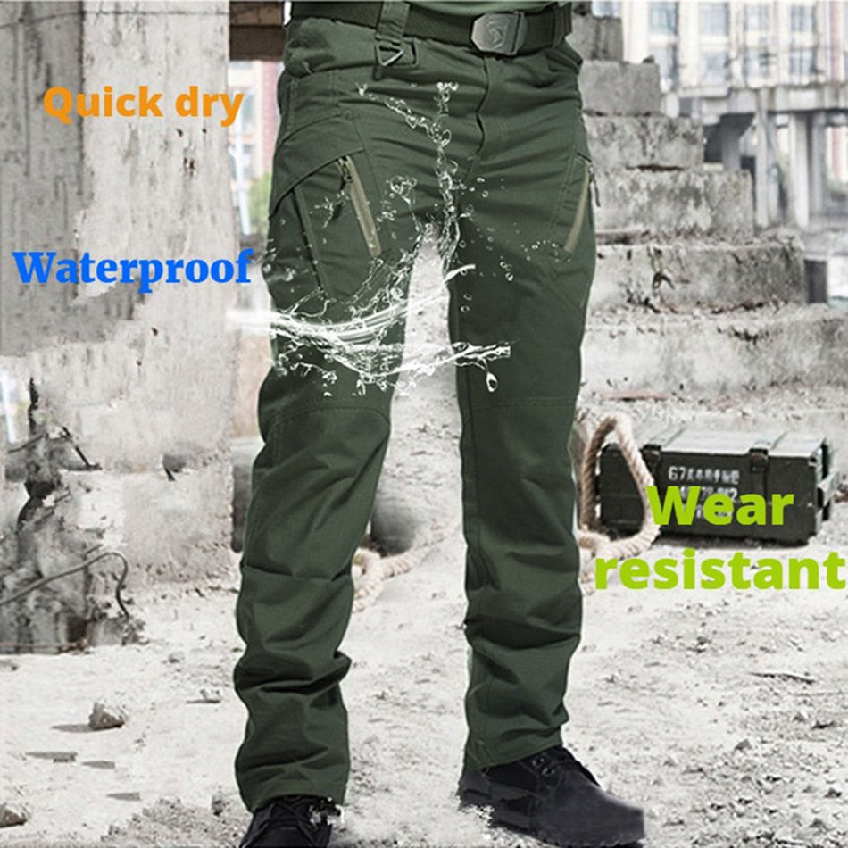 Tactical Waterproof Pants-For Male or Female