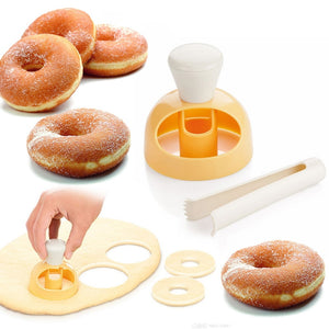 Home-Made Donut Maker