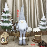 Christmas Faceless Doll Merry Christmas Decorations For Home