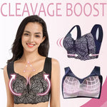 ExSecret Aire Ultimate Lift Stretch Full-Figure Seamless Lace Cut-Out Bras