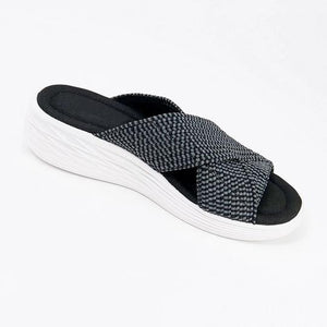 Women's Comfort & Sport Cross Slide