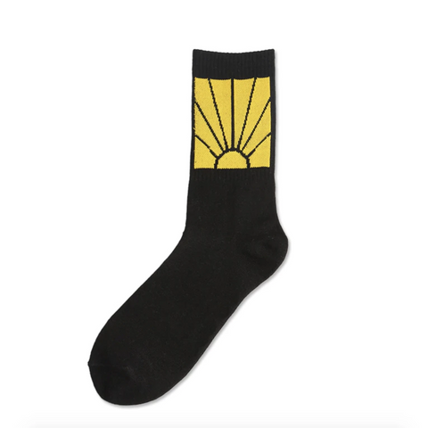 Sunrise Socks