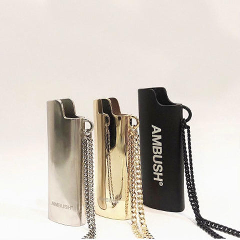 Lighter Holder Necklace